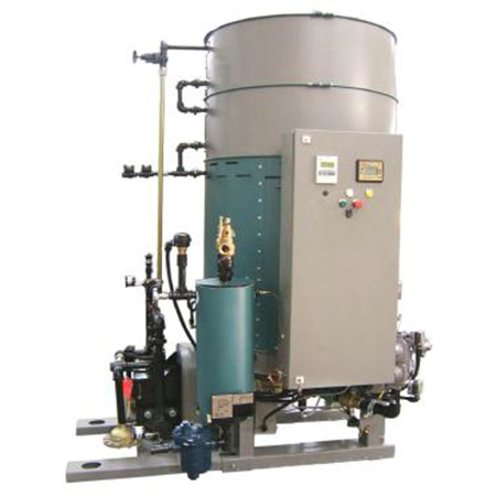 High Pressure Steam